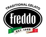 Freddo | Traditional Gelato Logo
